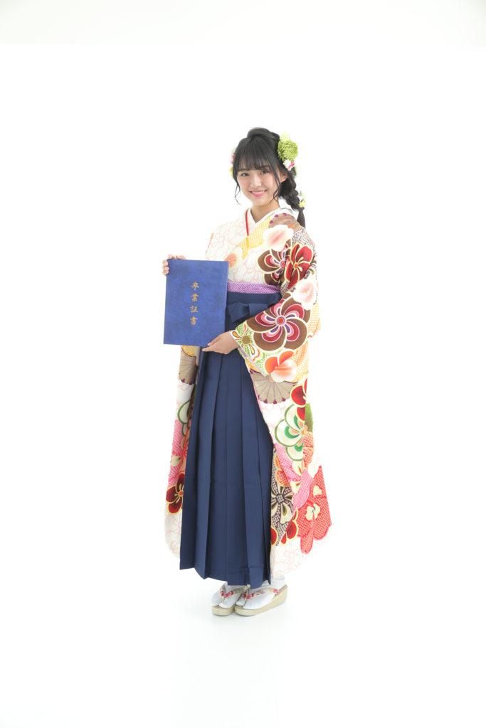 卒業袴 女の子 卒業式