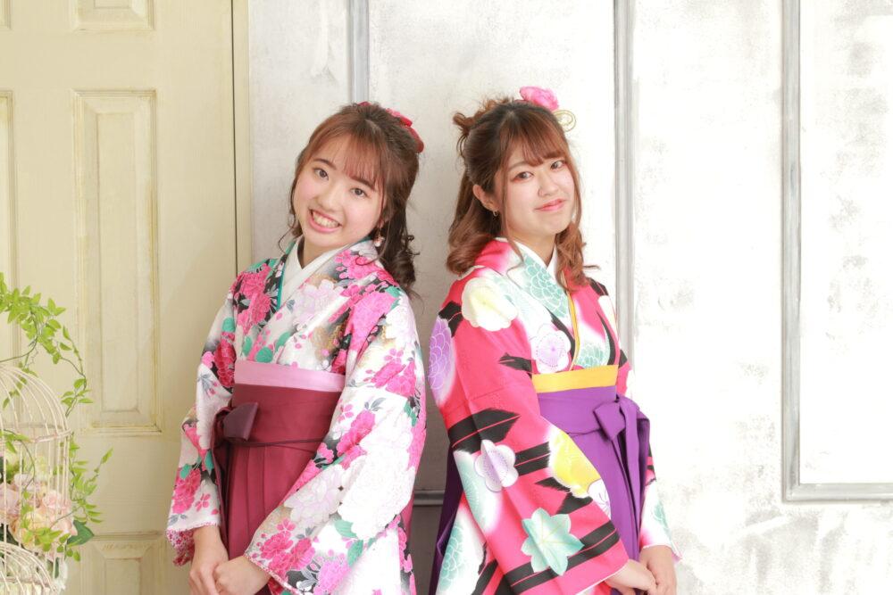 まだ間に合います!卒業袴で迷っている方必見袴の選び方|八木橋店