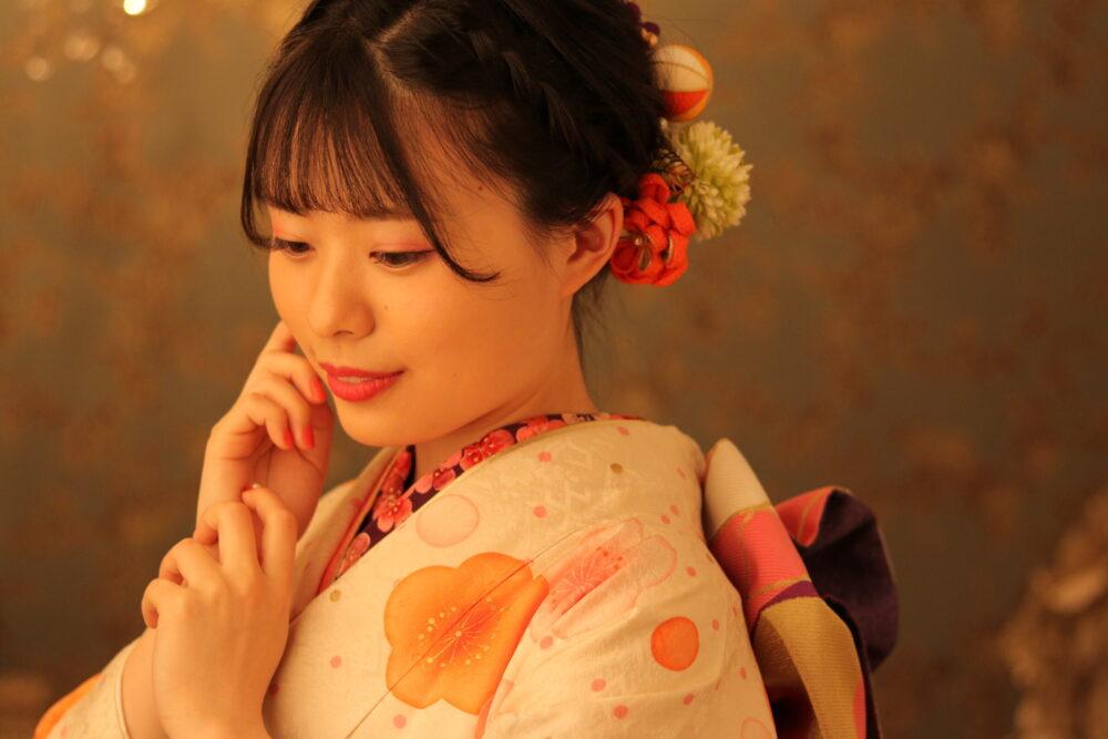 今はどんな色のお振袖が人気なの?気になる各プランについてもご紹介します!東松山店