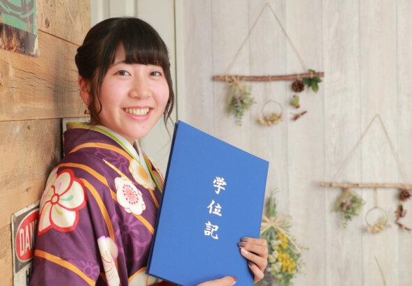 卒業袴を着て写真を撮りたい!八木橋店ではこんな風に撮影できます@熊谷・八木橋店