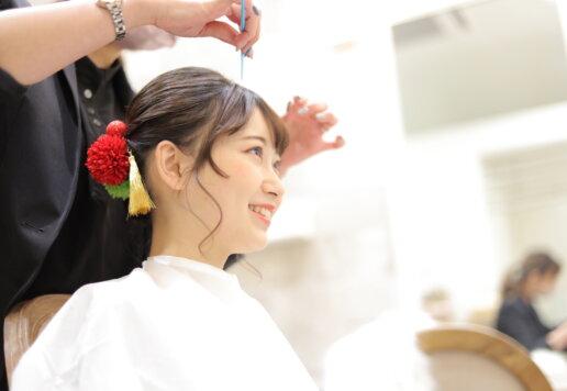 成人式人気ヘアアレンジトップ3ご紹介いたします! 東松山店
